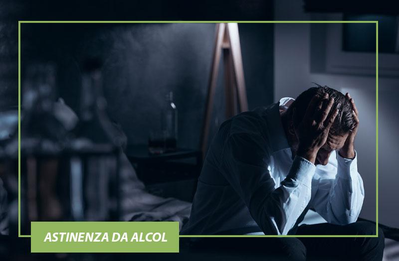 Astinenza da Alcol cosa fare per uscire