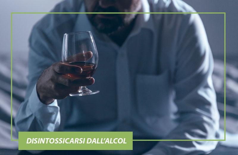 Come disintossicarsi dall'Alcol con un rimedio efficace