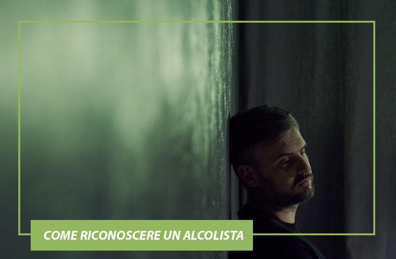 Come riconoscere un Alcolista