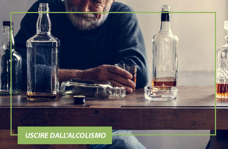 Cosa fare per uscire dall'Alcolismo